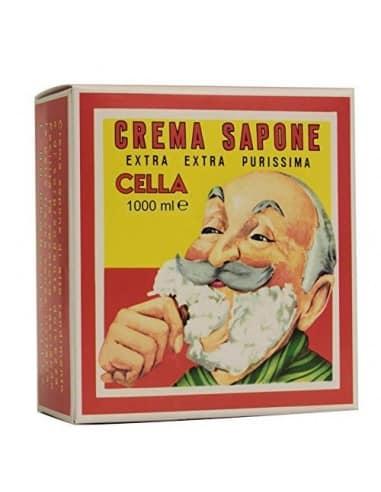 Cella Crema Sapone da Barba Panetto...