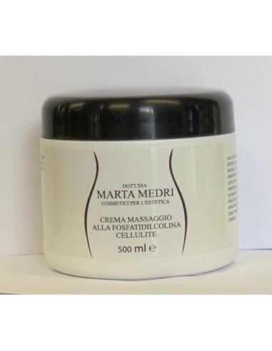 Crema massaggio alla fosfatidilcolina...
