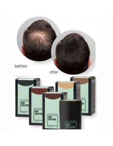 Hair sculptor polvere in fibra di...