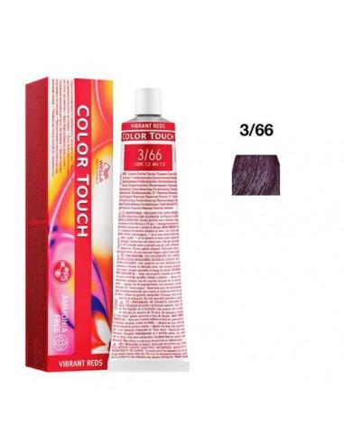 3/66 beaujolais scuro wella color...