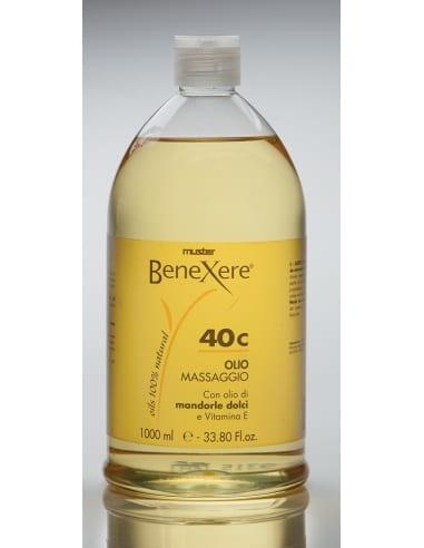 40C Olio massaggio idratante mandorla...
