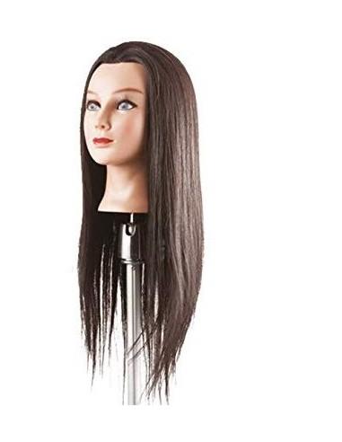 Testina capelli naturali lunghezza 45/50